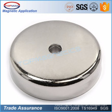 High Quality round meter electric magnet for sale